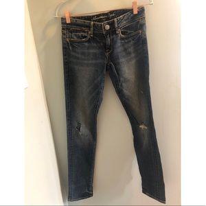 American Eagle Regular Stretch Fit Jeans